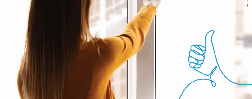 Recommandations pratiques pour aider à garantir une ventilation adéquate dans le contexte de la pandémie de COVID-19