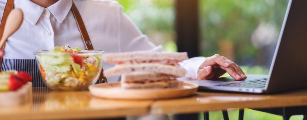 Webinaire - Comment bien s'alimenter et bien bouger en période de télétravail ?