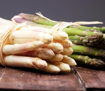 L'astuce nutritionnelle du mois : la saison de l'asperge