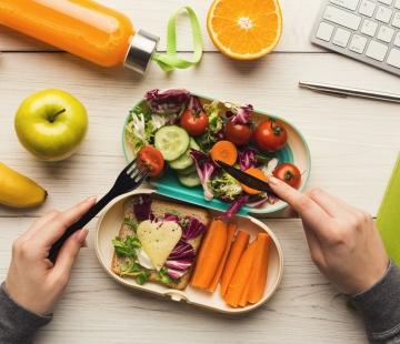 Des recommandations pour une alimentation saine à destination des travailleurs à horaire décalé (Partie 1)