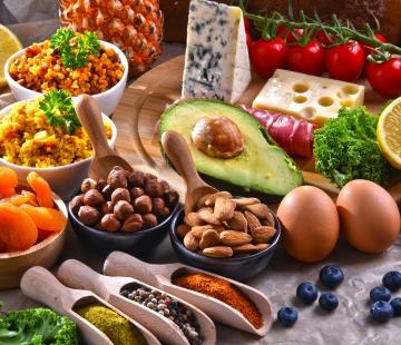 Dix bonnes résolutions dans votre alimentation
