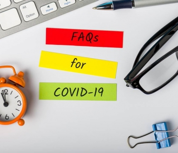 FAQ Coronavirus (COVID-2019)