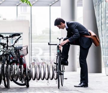 Le vélo, pour prendre soin de vos collaborateurs