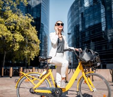 Vive le vélo (électrique) !
