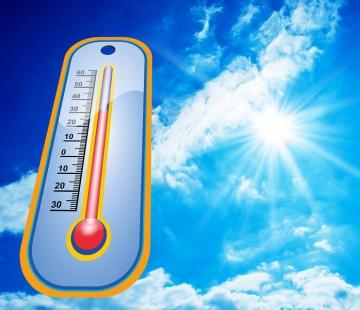 Travailler en période de fortes chaleurs : quelques conseils