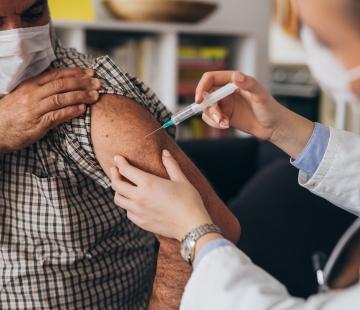 Droit au petit chômage afin de recevoir le vaccin COVID-19